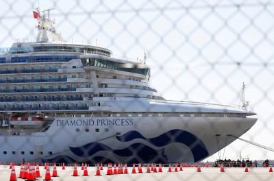 武漢肺炎》鑽石公主號明首批500人下船 高齡者優先