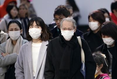 武漢肺炎》疫情明明還在燒 日本政府:無症狀隔離2天就好