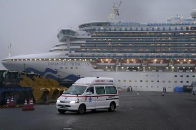 武漢肺炎》鑽石公主號台旅客 4確診者留日治療、18人回國隔離檢疫