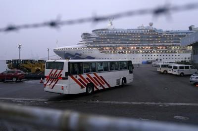 武漢肺炎》鑽石公主號檢測陰性乘客 日官方:明起可下船