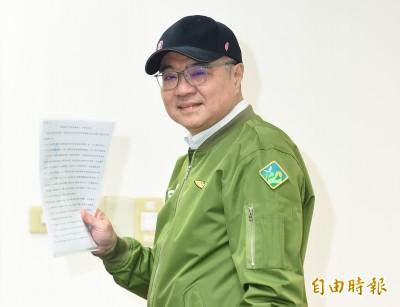 卓榮泰:台灣不能被拒WHO體系外 中國不應蠻橫阻擾
