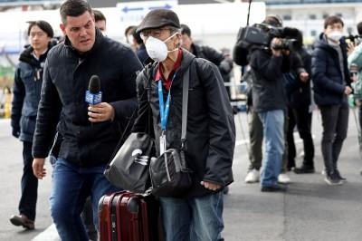 武漢肺炎》可怕!鑽石公主號下船旅客 日本竟讓其搭乘大眾運輸返家
