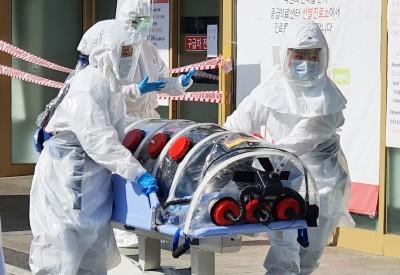 武漢肺炎》大邱市疫情爆發 南韓今日再增31例確診
