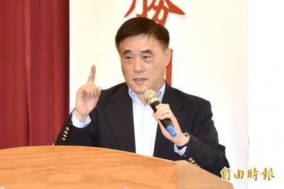 郝龍斌:參選黨魁信念「三不一沒有」 絕不放棄韓國瑜