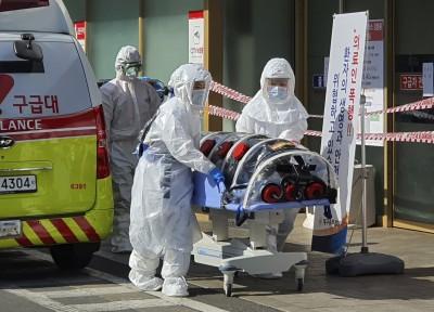 武漢肺炎》南韓再新增48例確診 單日增100人累計突破200例