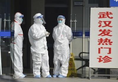 武漢肺炎》「假陰性」層出不窮  中國衛健委今修改篩檢標準