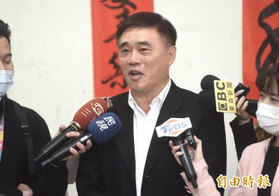 郝龍斌:國民黨中央黨部租約到期後 是否續租要考量財務