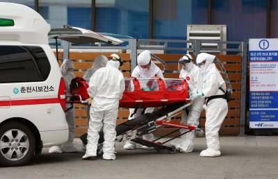 武漢肺炎》南韓第3起死亡病例 男子死後才被驗出有病毒