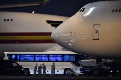 武漢肺炎》美國撤回鑽石公主號乘客 至今18例確診