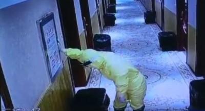 武漢肺炎》中國前線醫療陷崩潰危機 湖北護士長累癱在地引熱議