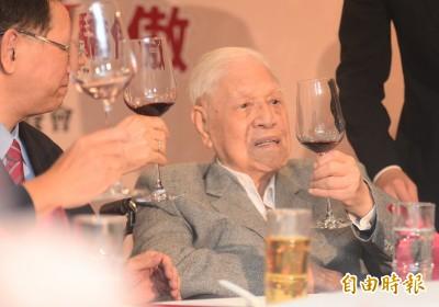 前總統李登輝最新病況 台北榮總下封口令