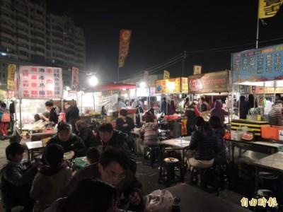 台南武聖夜市傳將熄燈 網嘆:變「大大無花大無花?」