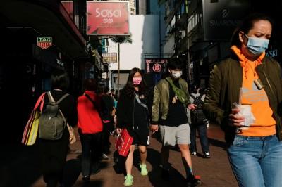 武漢肺炎》香港再增5例達74例! 1人為鑽石公主號乘客