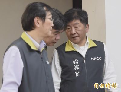 武漢肺炎》傳醫界大老重金招攬台醫赴中 醫事司長:快昏倒