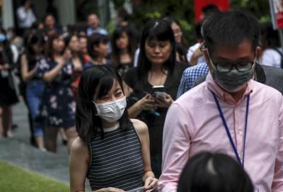 武漢肺炎》新加坡增加3例確診 累計89人感染