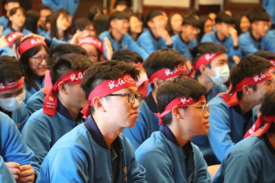 大華中學滿級分考生 盼利用繁星上榜台大資工學系