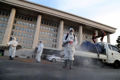 武漢肺炎》外交部:韓國全境旅遊「橙色」警示