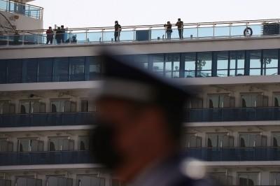 武漢肺炎》日本再添2官員感染 皆曾上過鑽石公主號
