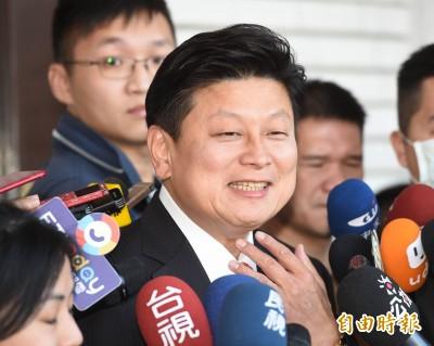 傅崐萁誇韓國瑜努力防疫 批藍主席補選「對人民太遙遠」