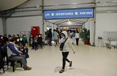 武漢肺炎》不只禁入境 以色列自費將南韓人包機送回家
