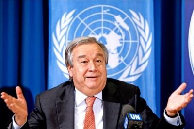 武漢肺炎》聯合國秘書長對中國人民表謝意 王丹開酸神邏輯