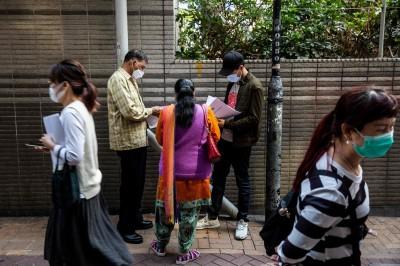 武漢肺炎》郵輪乘客+佛堂感染群 香港增4確診1疑似個案