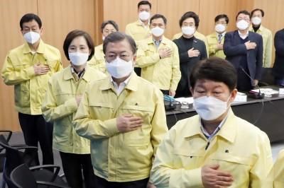 武漢肺炎》21萬新天地教徒名單到手 南韓政府今起開始篩檢