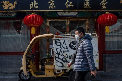 武漢肺炎》亞洲病夫風波 陸媒:華爾街日報再來信自稱不安