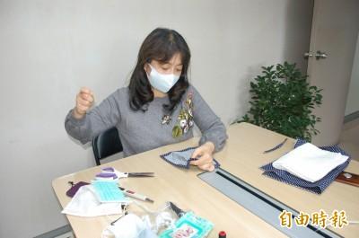 武漢肺炎》手工口罩DIY 簡易版、進階版作法報你知