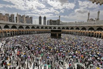 武漢肺炎》中東疫情惡化 沙烏地阿拉伯禁麥加朝聖者入境
