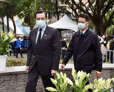 楊志良批不適合當總統 馬英九:他怎麼現在才知道呢?