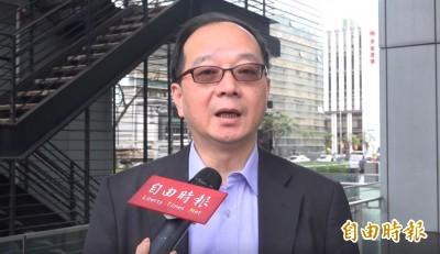 被人民日報批醜化中國 王瑞德:榮耀!已上香稟告父親