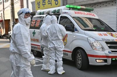 武漢肺炎》南韓法務部大邱辦公室官員中鏢 小孩也染病