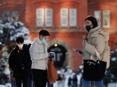 武漢肺炎》北海道疫情持續惡化 今新增12例確診共66人感染
