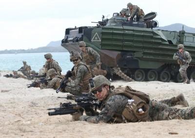 武漢肺炎》南韓單日病例數暴增 駐韓美軍司令急封閉全數基地