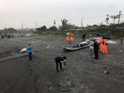 高雄7旬老婦陳屍離家5公里海灘 警方調查