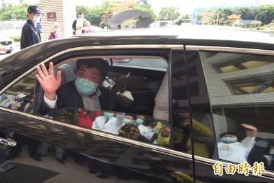 武漢肺炎》陳時中:不贊成醫院加強通報非法外勞