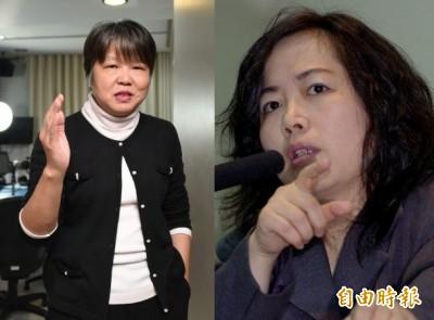 武漢肺炎》被五毛造謠送中國口罩 黃光芹:我不是黃智賢!