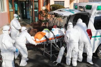 武漢肺炎》韓國出現第17死!77歲老翁不治