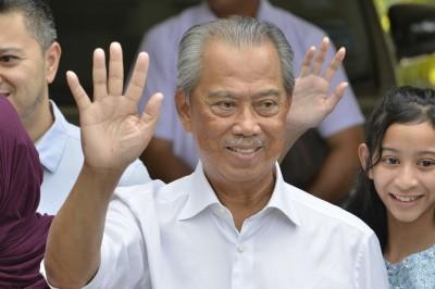 馬來西亞新總理出爐!丹斯里慕尤丁明宣誓就任