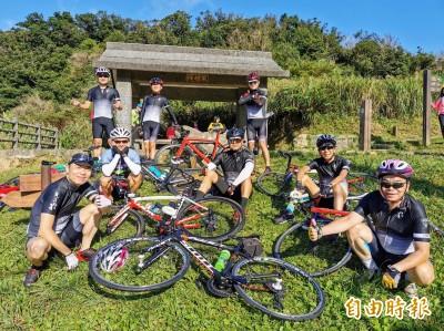 防疫健康運動系列1-1》 建中狂騎團 年過50騎遍台灣