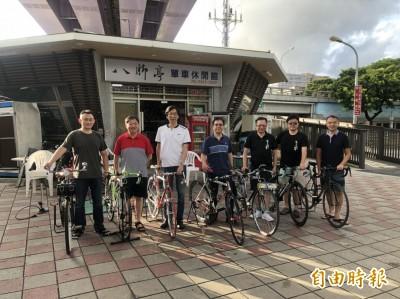 防疫健康運動系列1-3》北水處將打造台北自行車園區