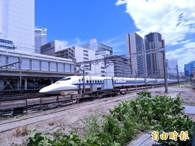 武漢肺炎》日本新幹線「700系」列車 8日退役儀式取消
