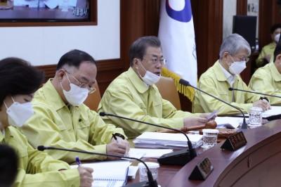 武漢肺炎》向疫情開戰!南韓政府24hr戒備、將投入30兆韓元