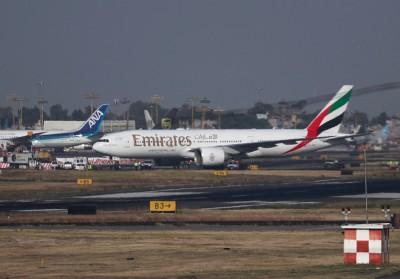 武漢肺炎》不敵疫情! 阿聯酋航空開放員工申請「無薪假」