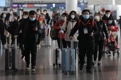 武漢肺炎》中國海關總署:境外移入病例累計75例