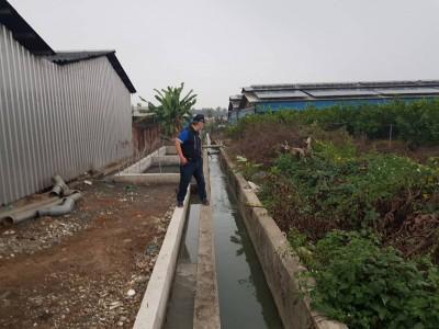 早鳥稽查奏效 屏東逮獲畜牧場偷排廢水將重罰