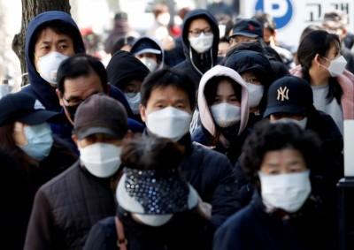 效仿台灣!南韓實施口罩實名制 每人每週2片