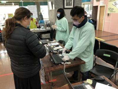 台大醫院新竹分院 今起嚴格管制醫院進出人員