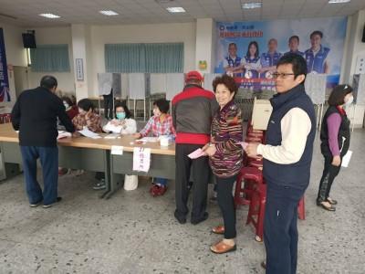 國民黨主席補選 江啟臣拿下彰縣74%選票